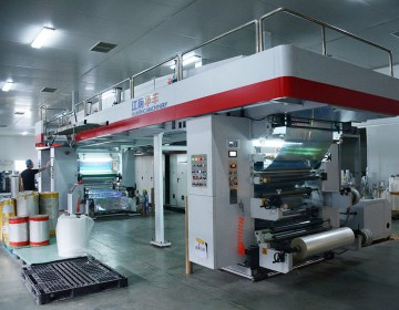 Fixed-point coating machine