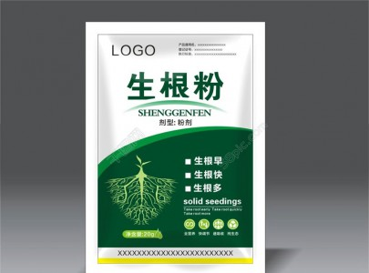 Fertilization packing bag
